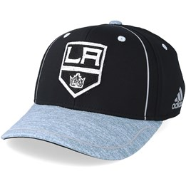 bfc7c73e Adidas Los Angeles Kings Alpha Black/Silver Flexfit - Adidas AU$ 41.99