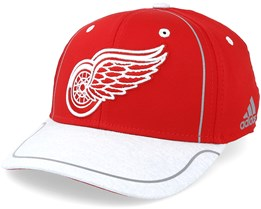 Detroit Red Wings Alpha Red/Grey Flexfit - Adidas