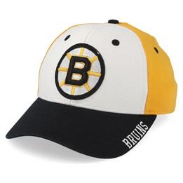 62f8d414c55 Adidas Boston Bruins Cotton 3 Colour White Yellow Black Adjustable - Adidas  AU  39.99