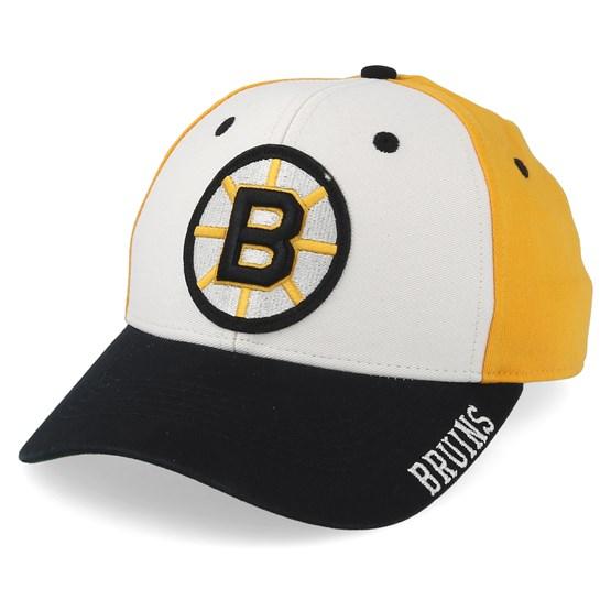 0c55e060 Boston Bruins Cotton 3 Colour White/Yellow/Black Adjustable - Adidas caps -  Hatstoreaustralia.com
