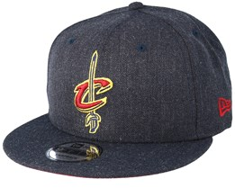 Cleveland Cavaliers 9Fifty Team Heather Grey Snapback - New Era