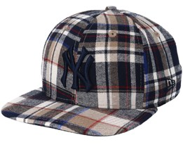 New York Yankees 9Fifty Spring Plaid Snapback - New Era