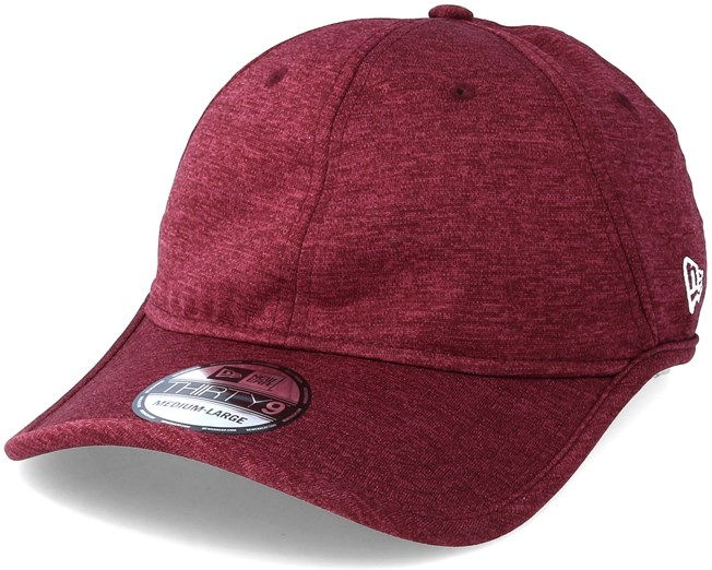 59f4b677e98 Shadowtech Heather Maroon Forty9 Flexfit - New Era caps