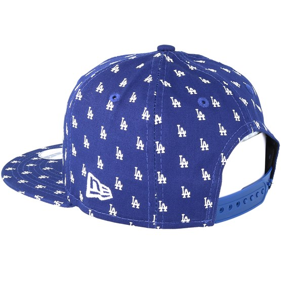 4afab2ce501d2 Kids Los Angeles Dodgers 9Fifty Monogram Navy Snapback - New Era caps -  Hatstoreworld.com