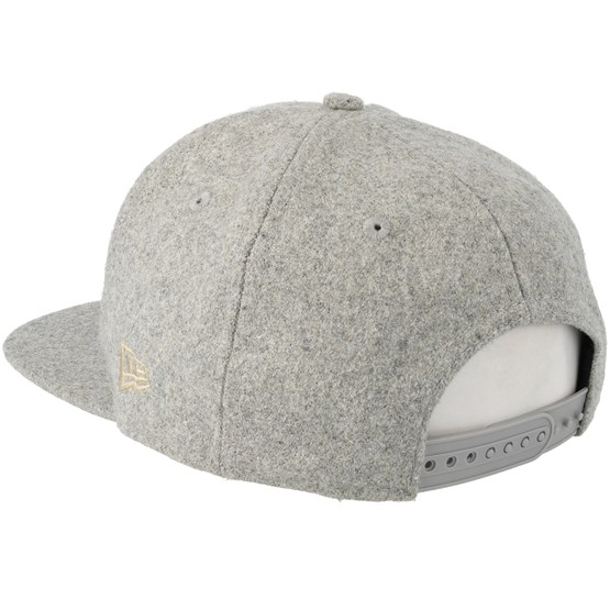 buy best reputable site presenting Los Angeles Dodgers Melton 9Fifty Grey Snapback - New Era lippis ...