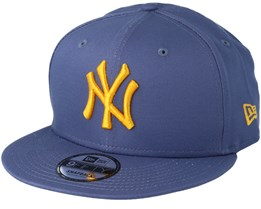 New York Yankees League Essential 9Fifty Blue Snapback - New Era 095f9a928975
