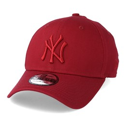 New York Yankees League Essential 39Thirty Cardinal Flexfit - New Era caps  - Hatstoreworld.com 9fce2c08754