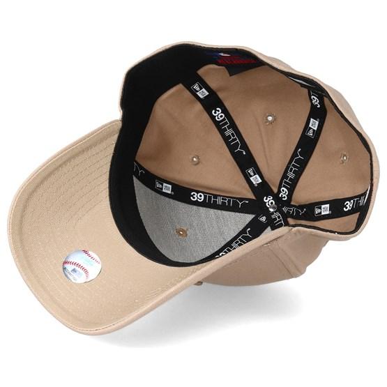 b9258959fa9b New York Yankees League Essential 39Thirty Camel Flexfit - New Era caps