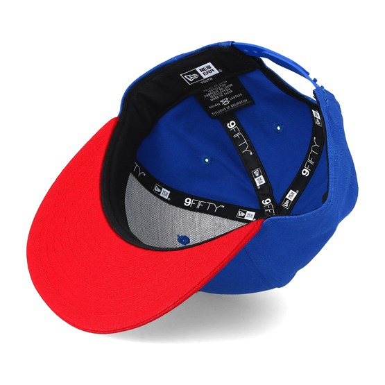 Kids Superman 9Fifty Blue Snapback - New Era - Start Boné - Hatstore 54dc4896a2e
