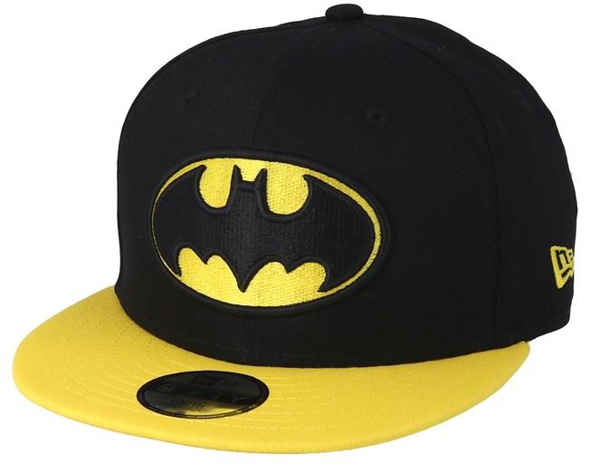 Kids Batman Essential 9Fifty Black Snapback - New Era - Start Boné -  Hatstore 5575f597291