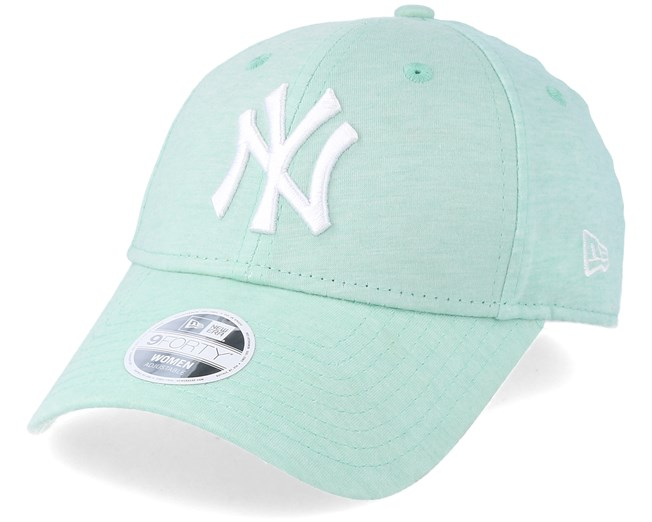 New York Yankees Womens 9Forty Min Green Adjustable - New Era caps ... b507cb470