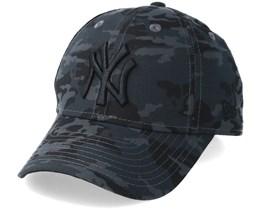 Kids New York Yankees 9Forty Black Camo Adjustable - New Era 6db599550fb