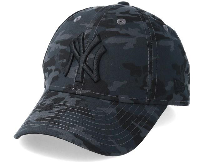 New York Yankees Blur Camo New Era 9Forty Adjustable Cap