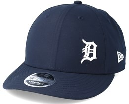 Detroit Tigers 9Fifty Low Profile Navy Strapback - New Era 4f3c1c581e59