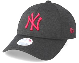 New York Yankees Womens Shadow Tech 9Forty Black - New Era
