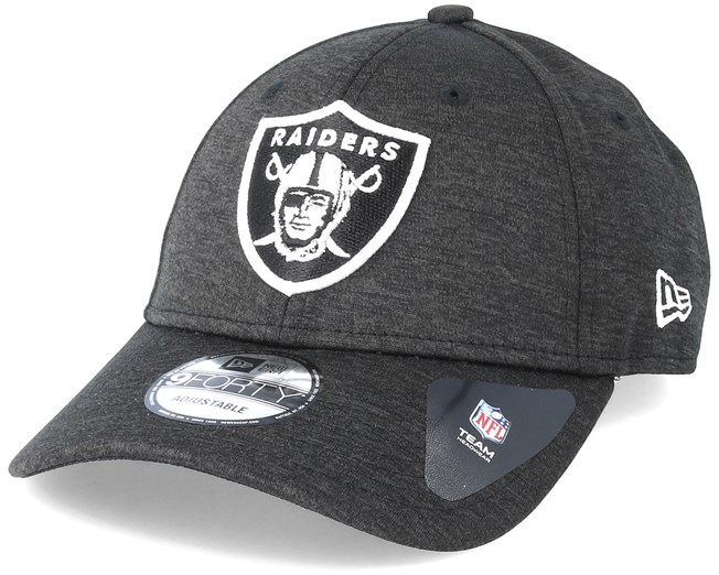 d2e82efe Oakland Raiders Shadow Tech 9Forty Black Adjustable - New Era caps -  Hatstoreworld.com