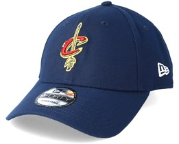 Cleveland Cavaliers 9Fifty Navy Adjustable - New Era