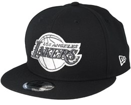LA Lakers 9Fifty Met Black Met Snapback - New Era