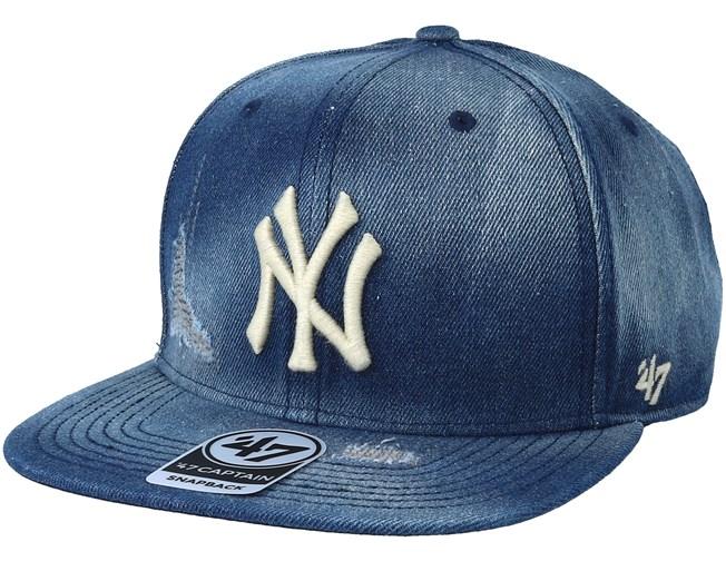 d2769e91f New York Yankees Loughlin Navy/White Snapback - 47 Brand caps ...