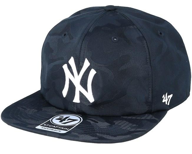 purchase cheap d6786 f1a8c New York Yankees Jigsaw Navy Camo Snapback - 47 Brand caps -  Hatstoreworld.com