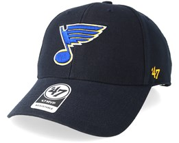 St. Louis Blues MVP Wool Navy Adjustable - 47 Brand