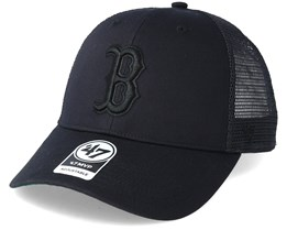 Boston Red Sox Branson Black Trucker - 47 Brand