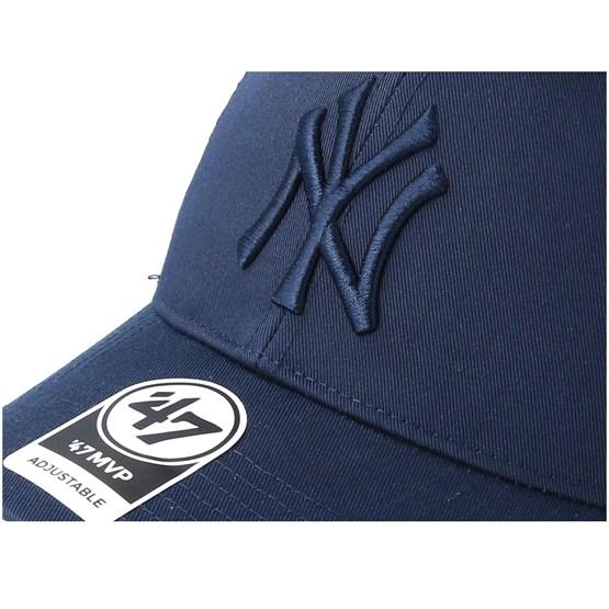 47 Brand Snapback Cap BRANSON New York Yankees navy