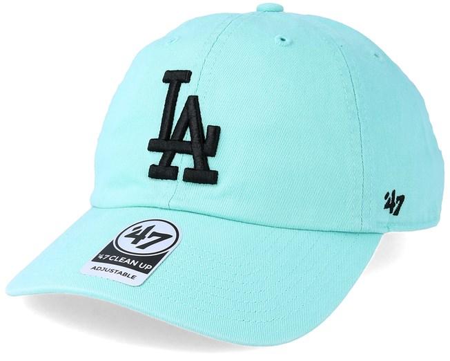 reputable site a7cbe f63f6 Los Angeles Dodgers Clean Up Tiffany Blue Adjustable - 47 Brand caps -  Hatstorecanada.com
