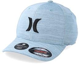 Dri-Fit Cutback Light Blue/Black Flexfit - Hurley