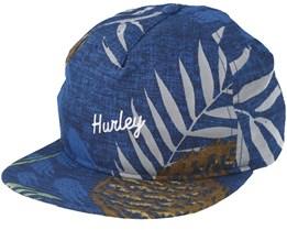 Seaward Blue Snapback - Hurley