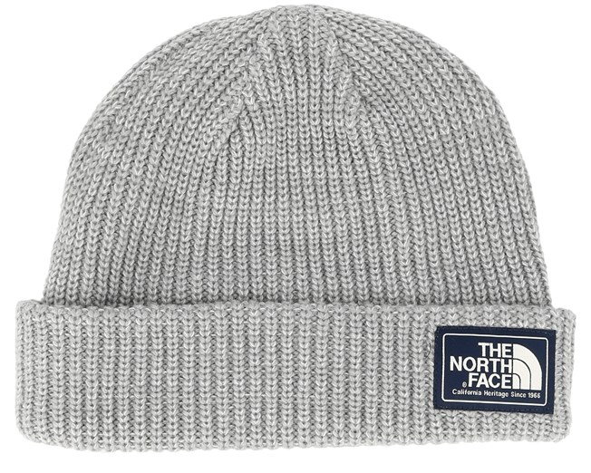 a298aa89c Salty Dog Mid Grey/Tin - The North Face beanies | Hatstore.co.uk