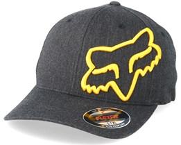 Clouded Black/Yellow Flexfit - Fox
