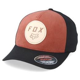 Listless Black Flexfit - Fox caps - Hatstoreworld.com a9c85f492f63