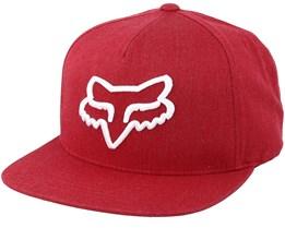Instill Cardinal Snapback - Fox
