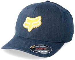 Transfer Navy/Yellow Flexfit - Fox