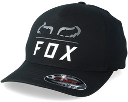 Furnace Black Flexfit - Fox