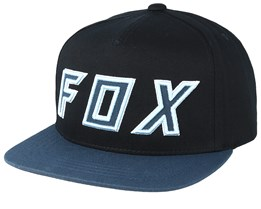 Kids Posessed Black Snapback - Fox