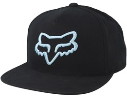 Instill Black/Blue Snapback - Fox