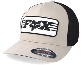 Muffler Sand Flexfit Trucker - Fox