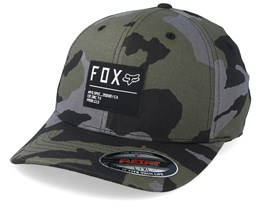 Non Stop Camo Flexfit - Fox