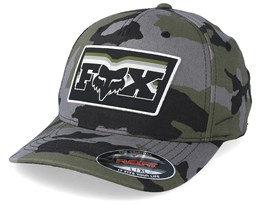 Far Out Camo Flexfit - Fox