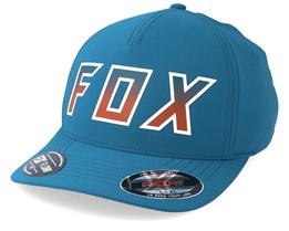 Hightail It Petrol Blue Flexfit - Fox