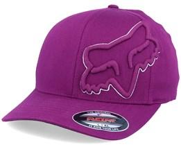 Episcope  Hat Dark Purple Flexfit - Fox