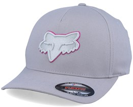 Epicycle  Hat Grey/Pink Flexfit - Fox