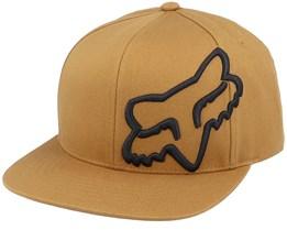 Headers Bronze/Black Snapback - Fox