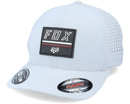 Serene Gray/Black Flexfit - Fox