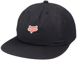 Volpetta Snapback Hat Black Snapback - Fox