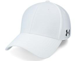 Blank Blitzing Cap White Flexfit - Under Armour