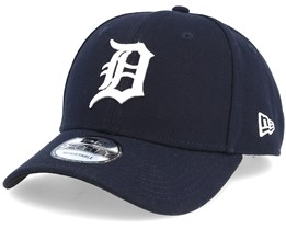Detroit Tigers The League Navy/White Adjustable - New Era