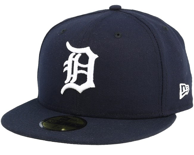 6b73a58d09d Detroit Tigers Authentic On-Field Home 59Fifty - New Era caps -  Hatstoreworld.com